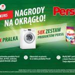 Konkurs Persil w Carrefour – nagrody na okrągło