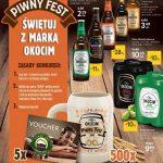 Konkurs Piwny Fest Okocim w Tesco