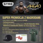 Konkurs STR8 w Drogerii Natura