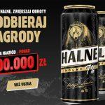 Konkurs piwa Halne dla sklepów