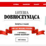 Loteria Dobroczyniąca JBB Bałdyga