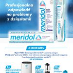 Konkurs Meridol w drogeriach Hebe