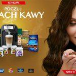 Konkurs Poczuj zapach kawy w Intermarche