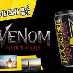 Konkurs Rockstar Venom w kinach Helios