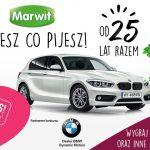 Konkurs Marwit Wiesz Co pijesz na 25-lecie