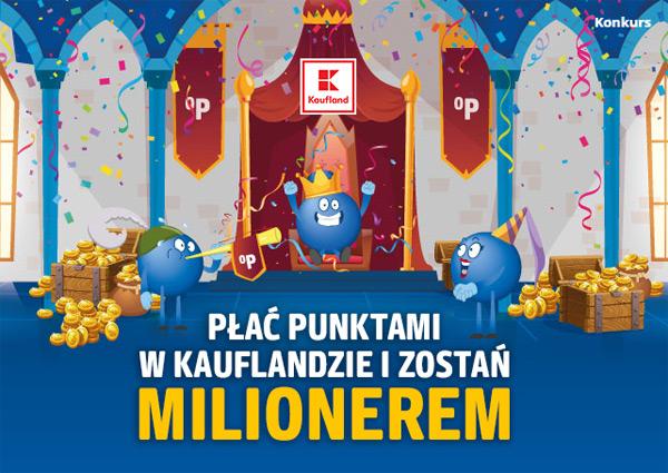 Konkurs Payback w Kaufland – zostań milionerem