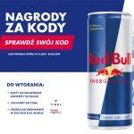 Loteria Red Bull Nagrody za kody