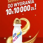 Świąteczna loteria Actimel – szukaj Mikołaja