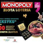 Złota Loteria Monopoly w Empik