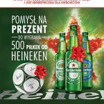 Loteria Heineken w Tesco – pomysł na prezent