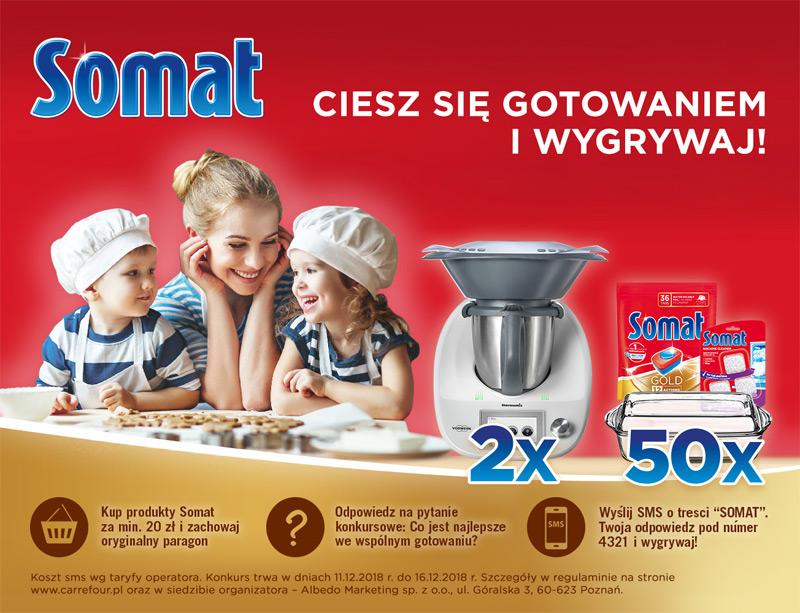 Konkurs SOMAT w Carrefour