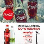 Zimowa loteria Coca-Cola i Kinley na stacjach LOTOS