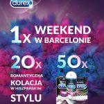 Walentynkowy konkurs Durex w Carrefour