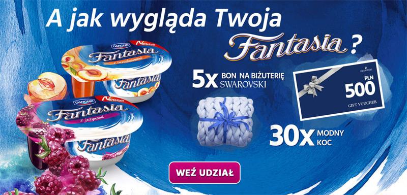 Konkurs Fantasia w Carrefour
