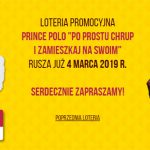 Loteria Prince Polo – po prostu chrup i zamieszkaj na swoim