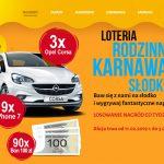 Loteria Storck w Carrefour – Rodzinny Karnawał Słodkości