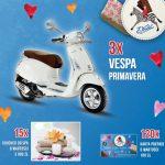 Walentynkowa loteria Wedel w Carrefour