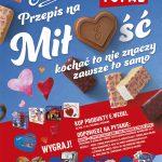 Walentynkowy konkurs Wedel w Topaz