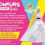 Urodzinowy konkurs Barbie w Carrefour