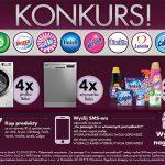 Konkurs Pomocnicy w praniu i sprzątaniu w Carrefour