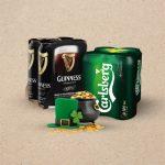 Konkurs Guinness i Carlsberg w Tesco