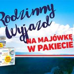 Konkurs Majówka z Sensodyne w Kaufland