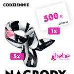 Konkurs Wyraź swój styl z Nivea Black&White Fashion Edition w Hebe