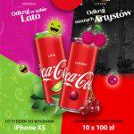 Konkurs Coca-Cola Lime/Cherry – odkryj w sobie lato