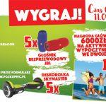 Konkurs Tymbark w sklepach Kupiec