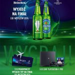 Loteria Heineken w Tesco