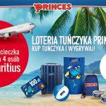 Loteria Tuńczyk Princes 2019