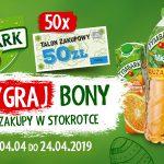 Konkurs wielkanocny Tymbark w Stokrotka
