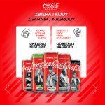 Loteria muzyczna Coca-Cola Układaj historie
