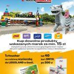 Konkurs Mondelez w Intermarche – graj o Legoland