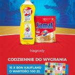 Konkurs Pur i Somat w Kaufland – wygrana w duecie